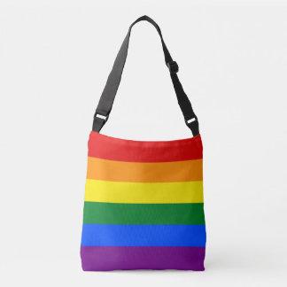 Gay Pride-Regenbogen-Flagge LGBT Tragetaschen Mit Langen Trägern