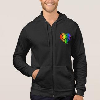 Gay PrideHoodie Gleich-Sex Liebehoodie-Jacke Hoodie