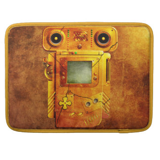 GB - Steampunk Grunged Sleeve Für MacBook Pro
