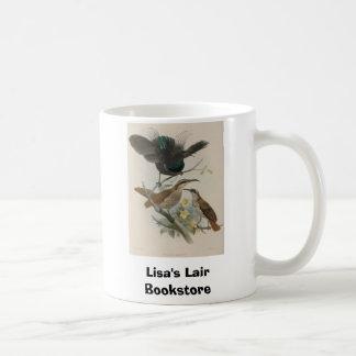 Gd Eliot - ausgezeichneter Gewehr-Vogel Kaffeetasse