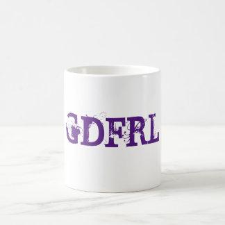 GDFRL Kaffee-Tasse Kaffeetasse