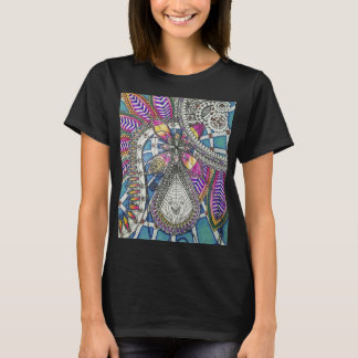 GearFeather Steampunk T-Shirt