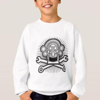 Gearhead - bw sweatshirt
