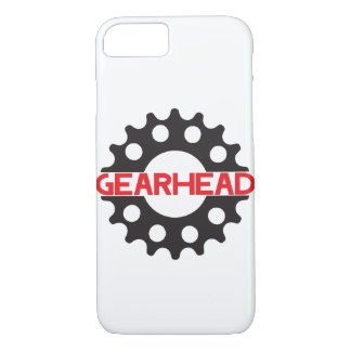 Gearhead iPhone 8/7 Hülle