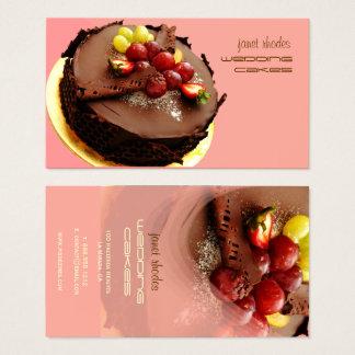 Gebäck-Koch, Bäckergeschäftskarten Visitenkarte