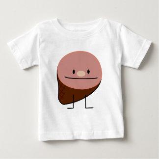 Gebackenes geräuchertes Schweinefleisch des Baby T-shirt