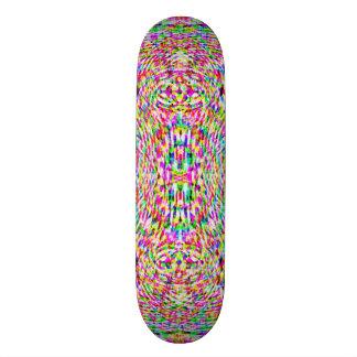 Gebatikte Skateboard-Plattform Individuelles Deck