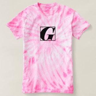 Gebatiktes G-Shirt T-shirt