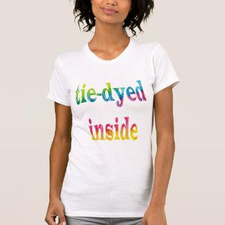Gebatiktes Innere T-Shirt