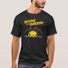 Geben Sie das Quacken frei T-Shirt
