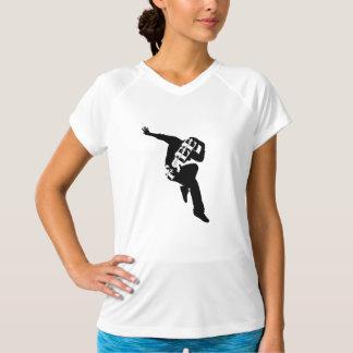 Geben Sie frei, um den angepassten Sport-Tek der T-Shirt