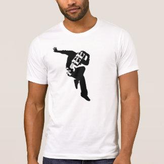 Geben Sie frei, um grundlegende Crew der Männer zu T-Shirt