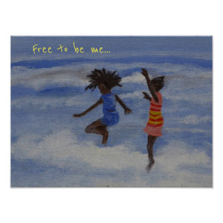 Geben Sie frei, um ich zu sein… Poster