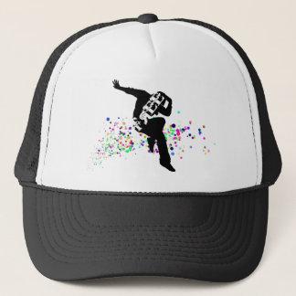 Geben Sie frei, um tucker Hut zu tanzen Truckerkappe