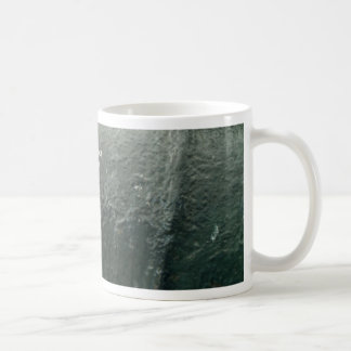 Geben Sie Frieden eine Möglichkeit Kaffeetasse