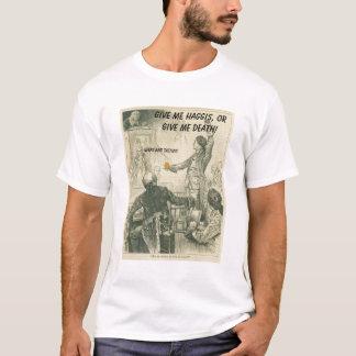 Geben Sie mir Haggis oder geben Sie mir Tod T-Shirt