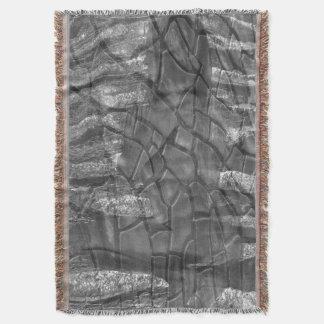 Gebete der Steinyoga-Decke durch Deprise Decke