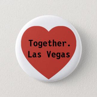 Gebete #vegasSTRONG Tribut-| für Las Vegas Runder Button 5,1 Cm