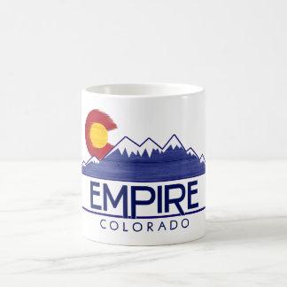Gebirgskaffee-Tassenschale Reich-Colorados Tasse