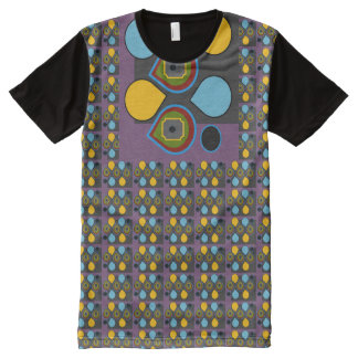 GEBISSEN VON INDIENunisext-shirt, von i-Kunst und T-Shirt Mit Bedruckbarer Vorderseite