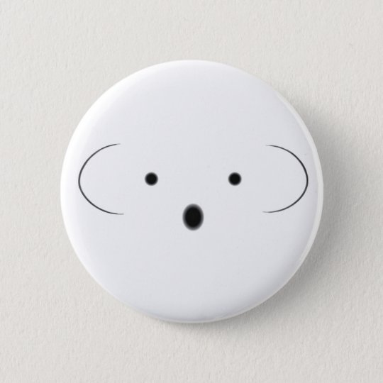 Geblendete Koala-Sammlung Runder Button 5,7 Cm