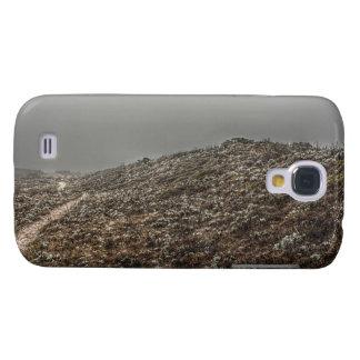 Geblühter Gipfel-nebeliger Weg-klarer starker Galaxy S4 Hülle