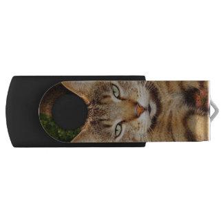 Gebohrter Miezekatze-Katze USB-Blitz-Antrieb USB Stick