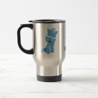 Gebohrtes Einhorn - magisches Geschöpf Kaffee Haferl