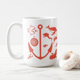 Geboren, durch die SeeTasse zu sein Kaffeetasse