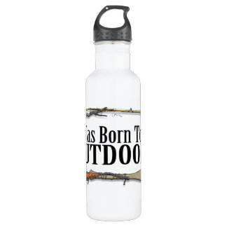 Geboren, Freien zu sein Trinkflasche