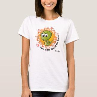 Geboren im Jahr des T - Shirt der Schlangen-Frauen