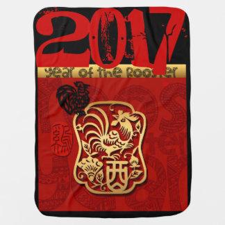 Geboren in der Hahn-Jahr-Chinese Papercut Puckdecke