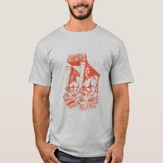 Geboren u. in Belfast gezüchtet T-Shirt