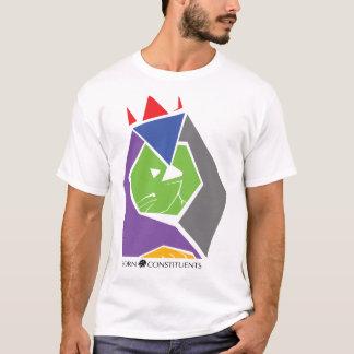 Geborene Bestandteile T-Shirt