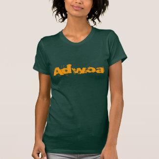 Geborener ghanaischer Mädchen Montages T - Shirt