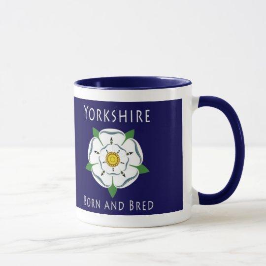 Geborenes Yorkshire u. züchtete Tasse