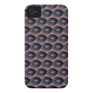 Gebrochene blaue Augen iPhone 4 Case-Mate Hülle
