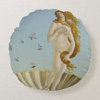 Geburt Baumwollkissen-Sets Venus des runden Rundes Kissen