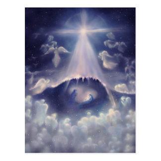 Geburt Christi Postkarte