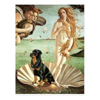 Geburt des Ortes - Rottweiler (#5) Postkarte