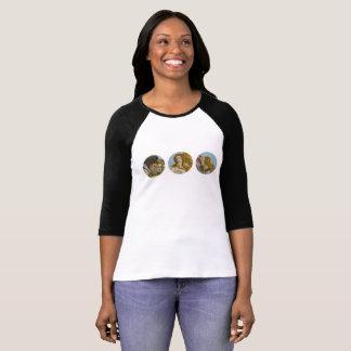 Geburt die Hülsen-des T - Shirt Venus-Frauen