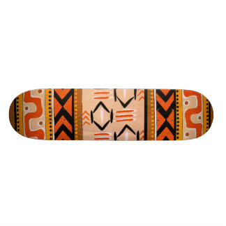 Gebürtiger amerikanischer Ureinwohnerstammes- 20,1 Cm Skateboard Deck