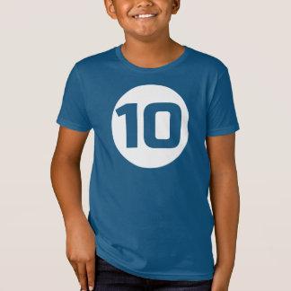 GEBURTSTAG T-Stück Spaß AUSSCHNITT-#10 T-Shirt