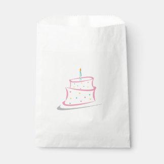 Geburtstags-Bevorzugungstasche Geschenktütchen