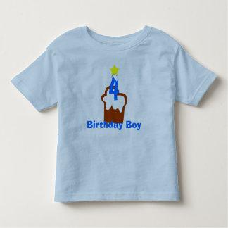 Geburtstags-Jungen-T - Shirt