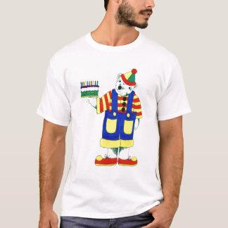 Geburtstagsclown-Teddybär T-Shirt