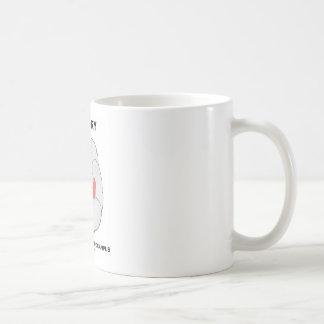 Gedächtnis fängt im Hippokamp an (Psychologie) Kaffeetasse