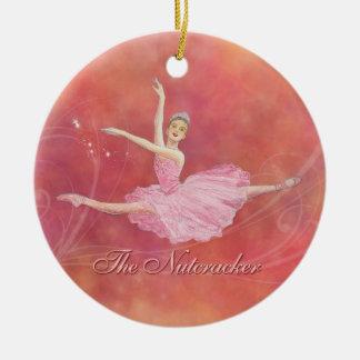 Gedenknussknacker-Ballett-Verzierung Keramik Ornament
