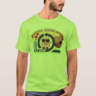 Gedränge-Entwickler - bewegliches Gedränge T-Shirt