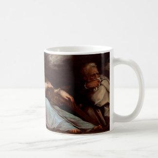 Geduld durch Giorgio Vasari Kaffeetasse